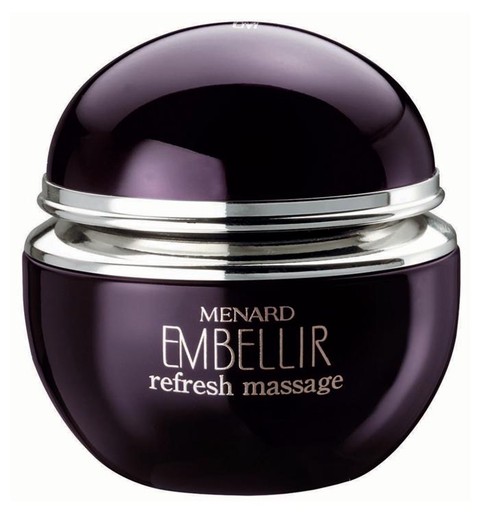 Массажный крем Embellir Refresh Massage, Menard