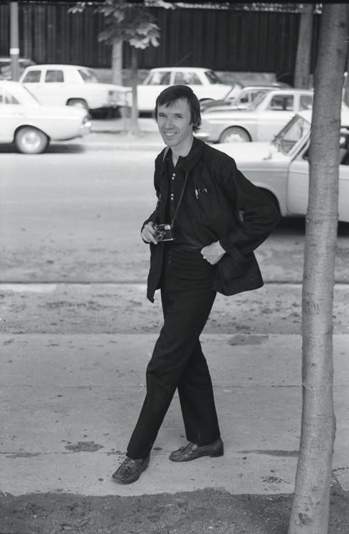 Білл Каннінґем. Фото: Harold Chapman