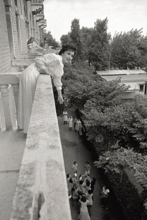 Джина Лоллобриджида, 1956