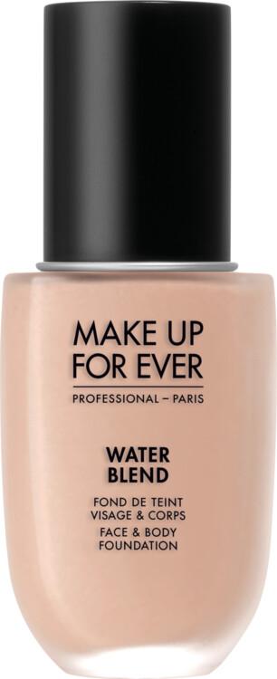Тональная основа для лица и тела Water Blend, Make Up For Ever