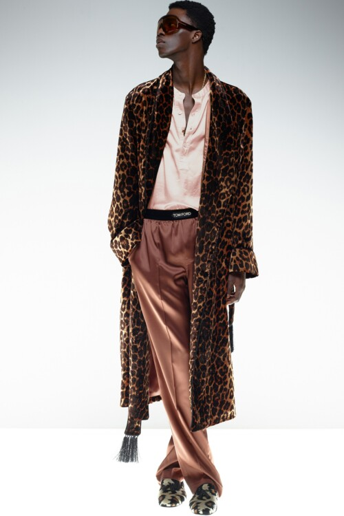 Tom Ford Menswear осінь-зима 2021/2022