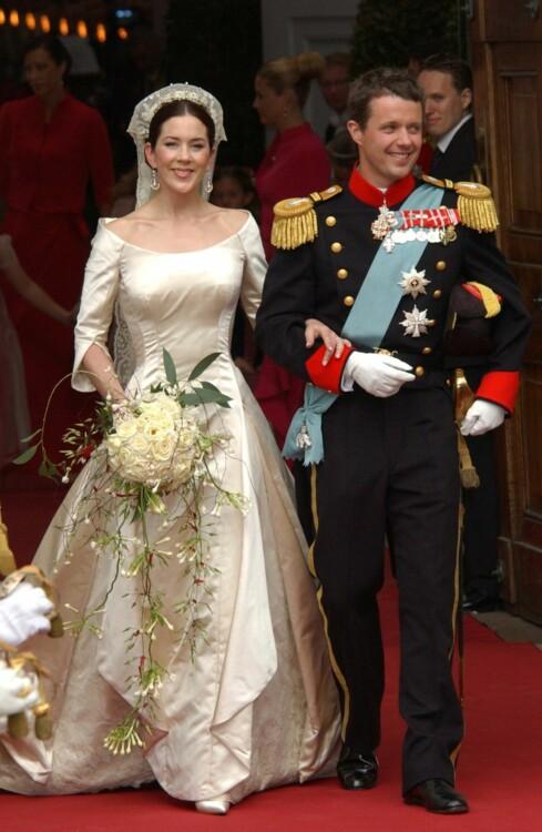 Свадебное платье Мэри Дональдсон