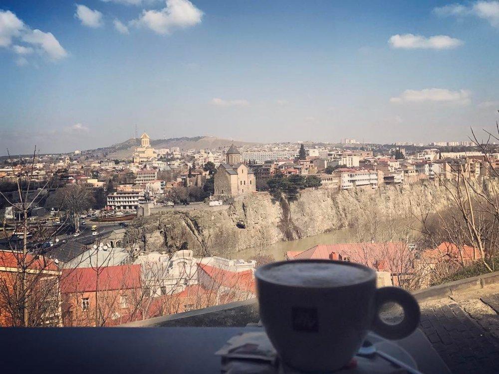 Тбилиси, Грузия @natatumanishvili