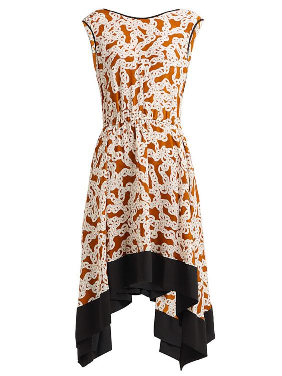 Шелковое платье, Diane von Furstenberg