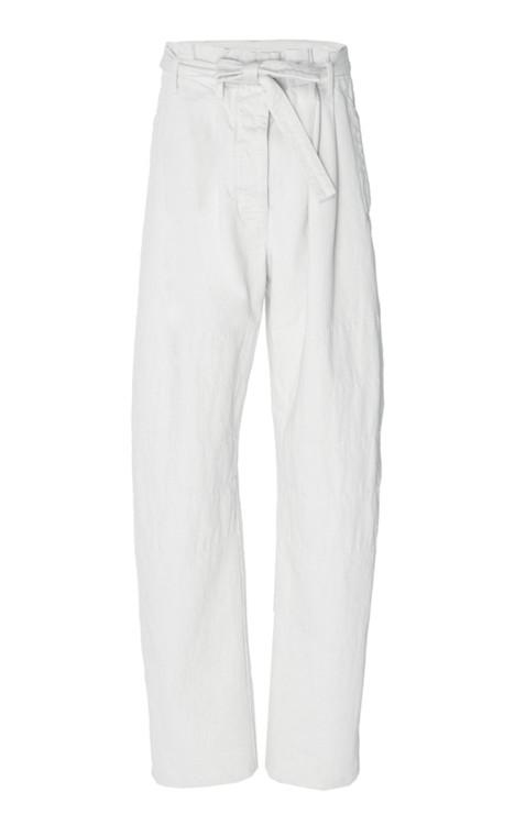 Хлопковые брюки, Lemaire
