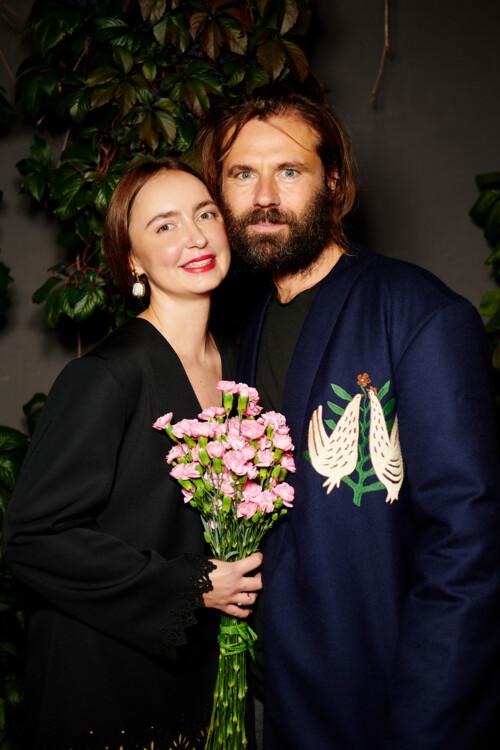 Анастасия Рябоконь и Влад Задирака