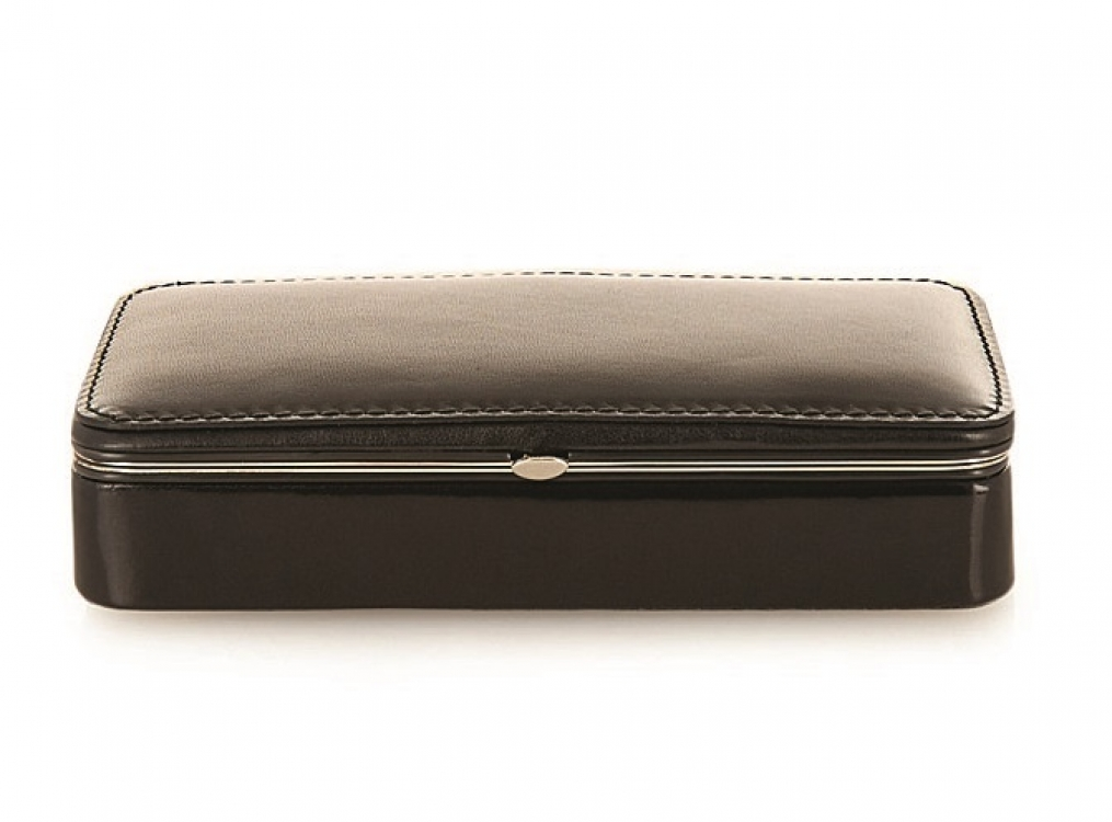 Кожаный портсигар, F. Hammann