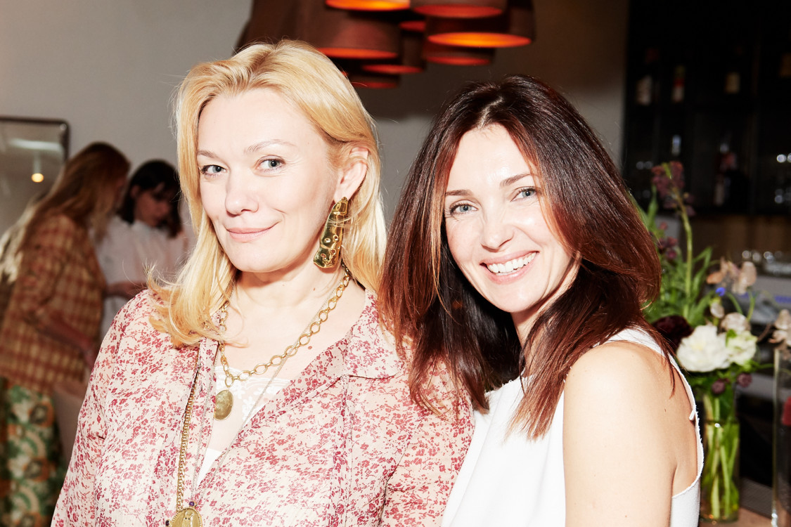 Ирина Ковальчук и Елена Просвирнова