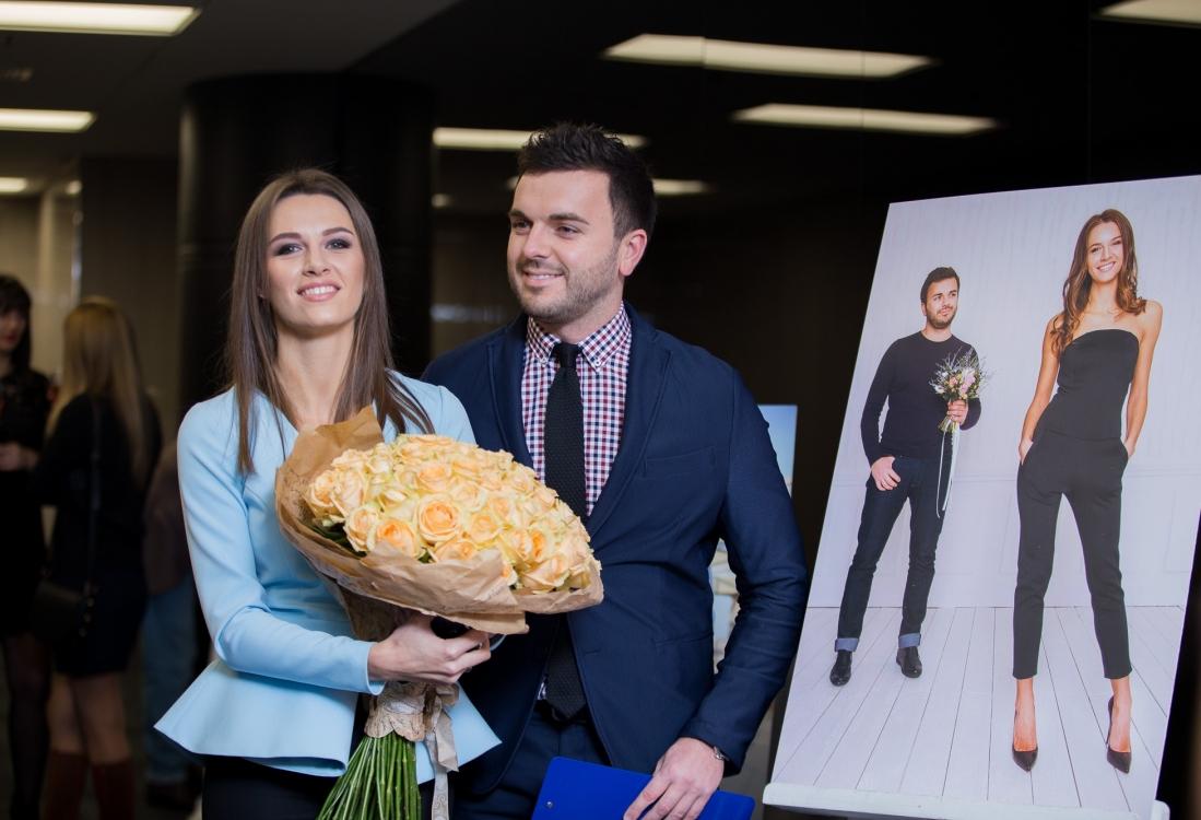 Кристина и Григорий Решетник