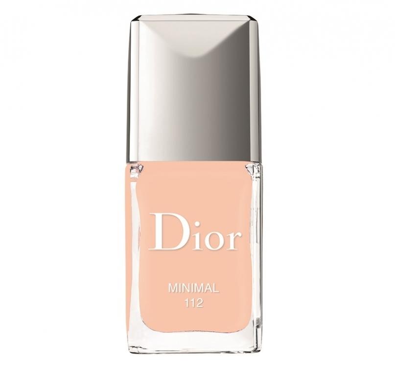 Лак для ногтей Dior Vernis из коллекции Skyline № 112 Minimal, Dior