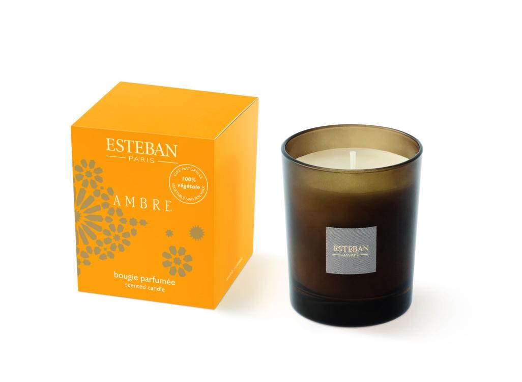 Свічка Ambre, Esteban