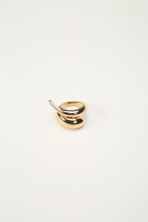 Кольцо, латунь, Reliquia