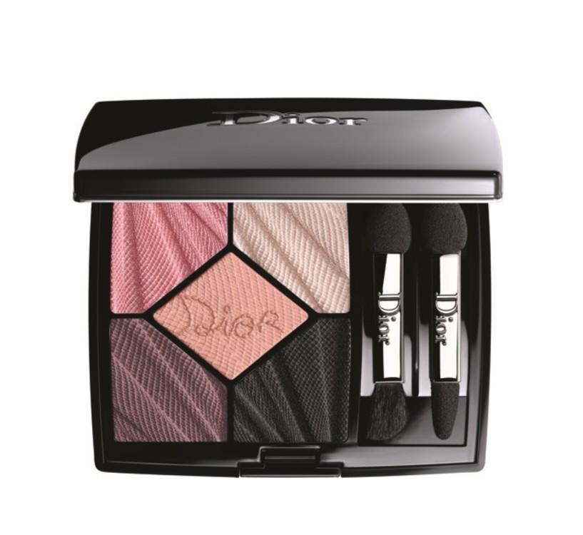 Пятицветный набор теней 5couleurs оттенка Flirt, Dior