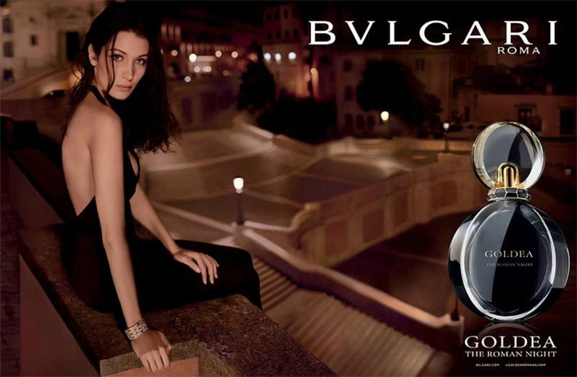 Bulgari Goldea Roman Night Fragrance 2016