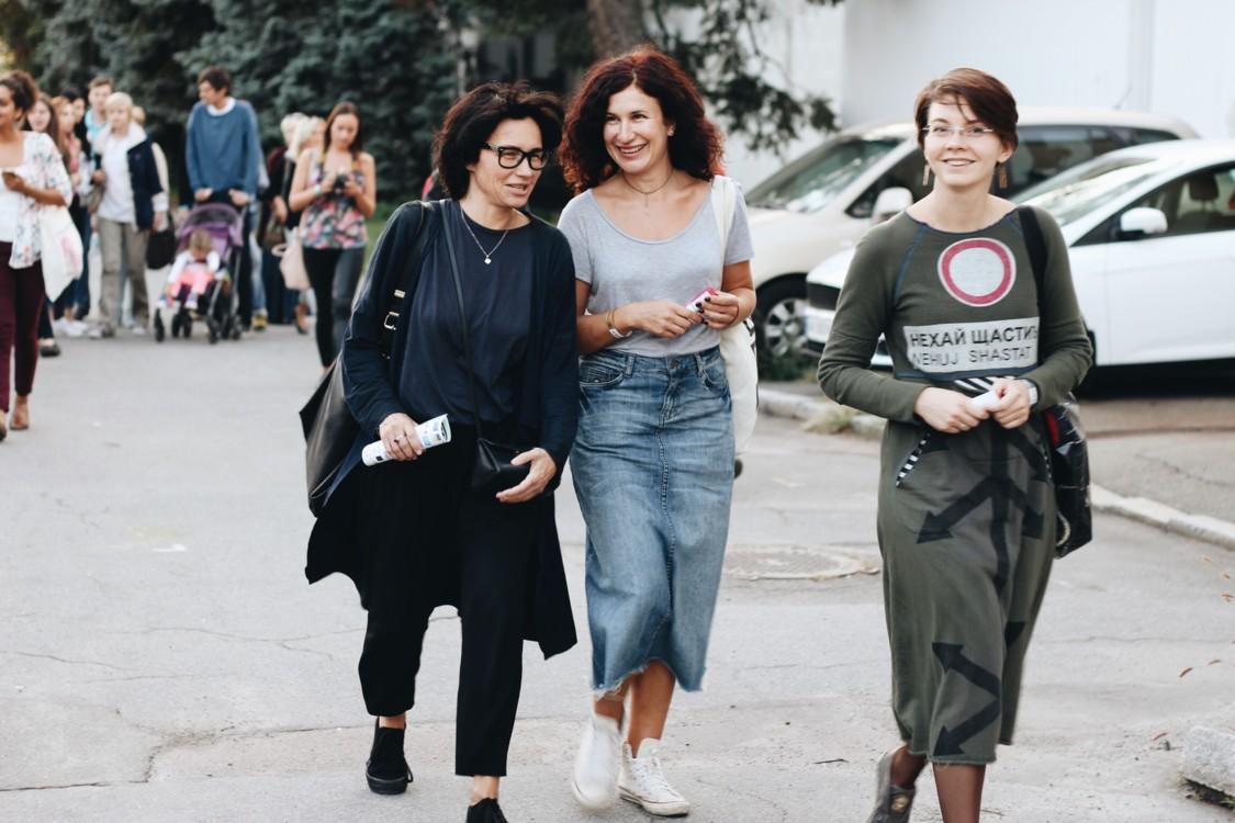 Ольга Шурова, Наталья Исупова, Любовь Морозова