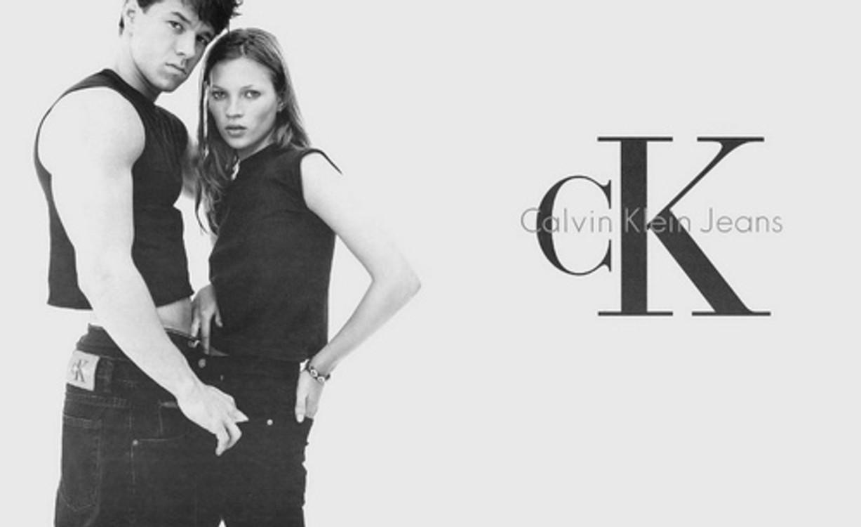 CK Calvin klein Jeans осень-зима 1993