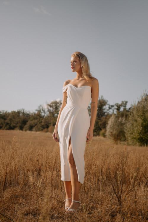 Total White Bridal