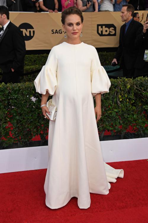 Натали Портман на церемонии SAG Awards