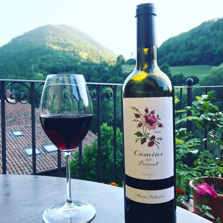 Вино Camins del Priorat @oros03
