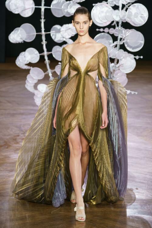 Iris Van Herpen Couture осень-зима 2019/2020