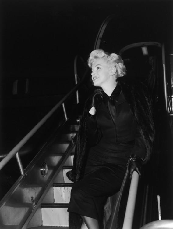 Мэрилин Монро, 1956