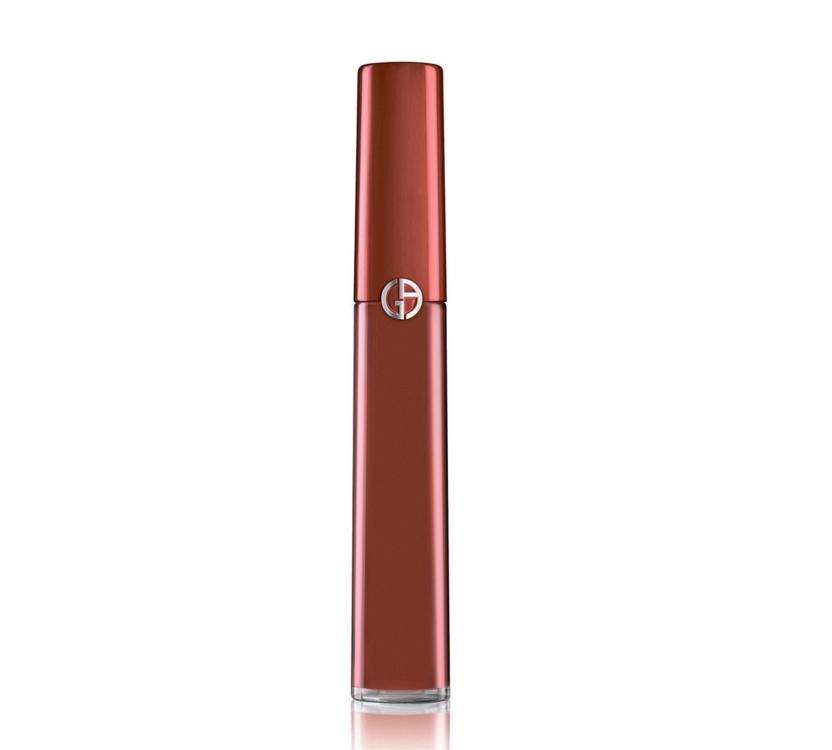 Жидкая бархатная помада Lip Maestro, № 400 The Red, GIorgio Armani