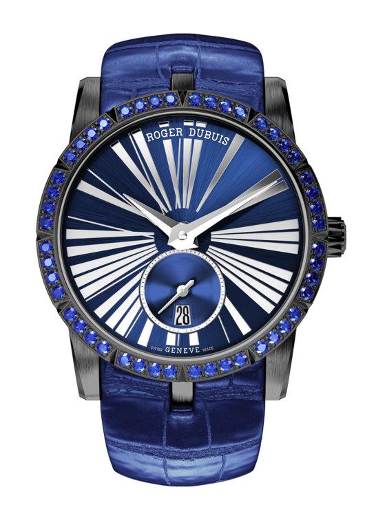 Женские часы Roger Dubuis Excalibur