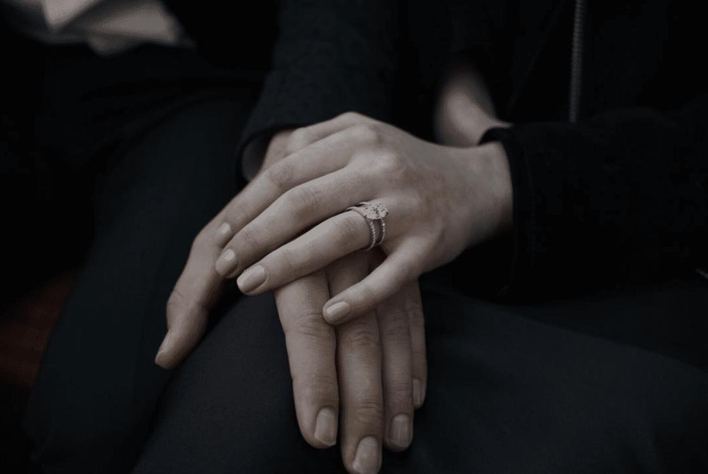 Обручальное кольцо Софи Тернер