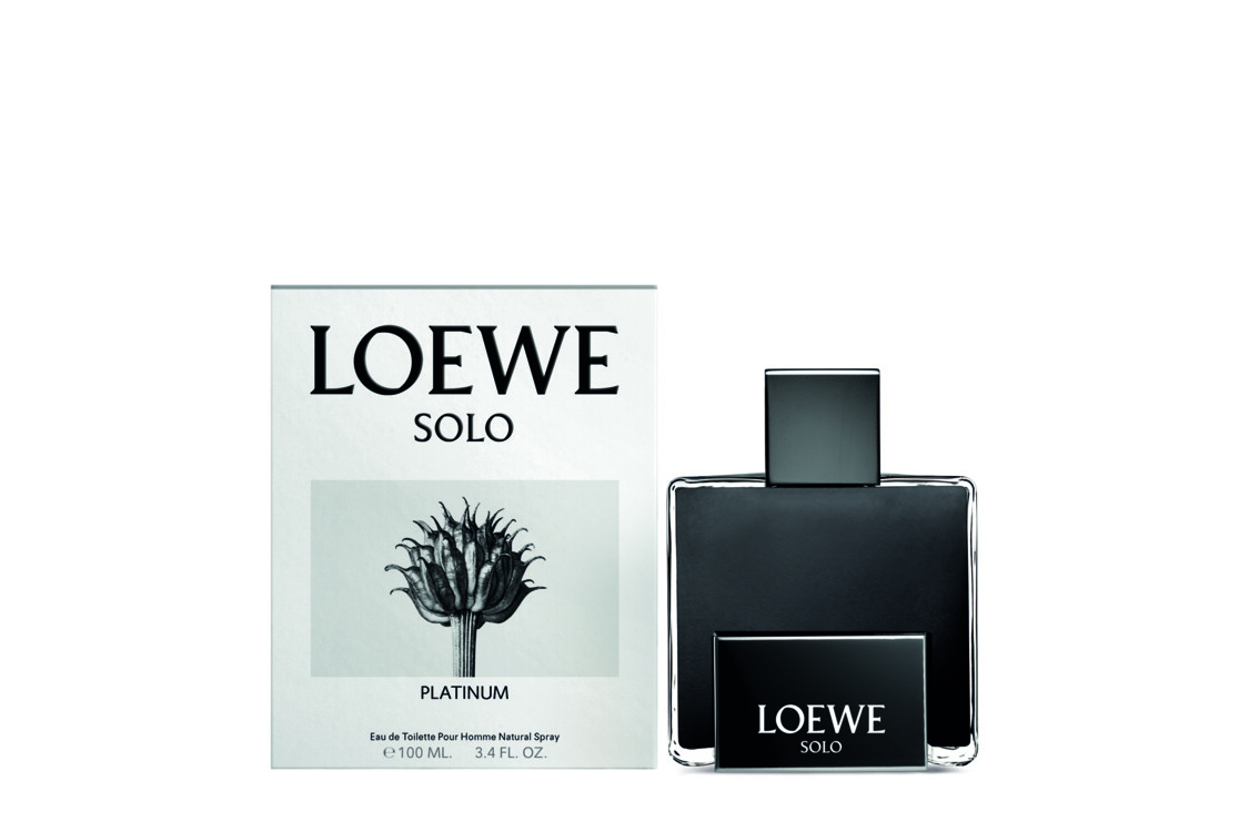 Solo Platinum EDT Pour Homme, Loewe