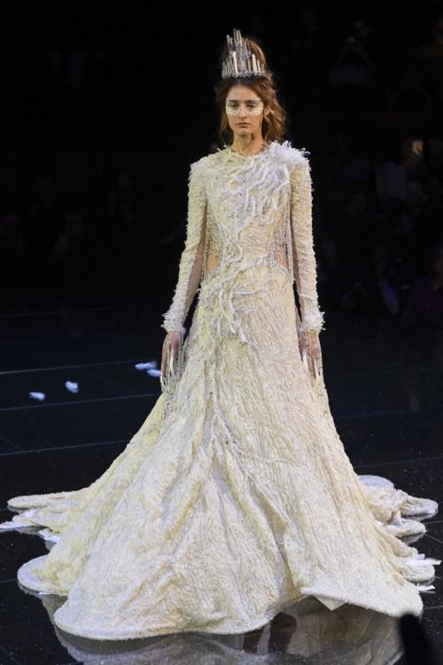 Guo Pei Couture весна-лето 2018