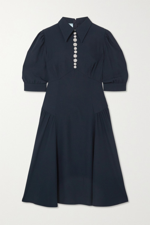В чем встретить Новый год: платья с объемными рукавами фото