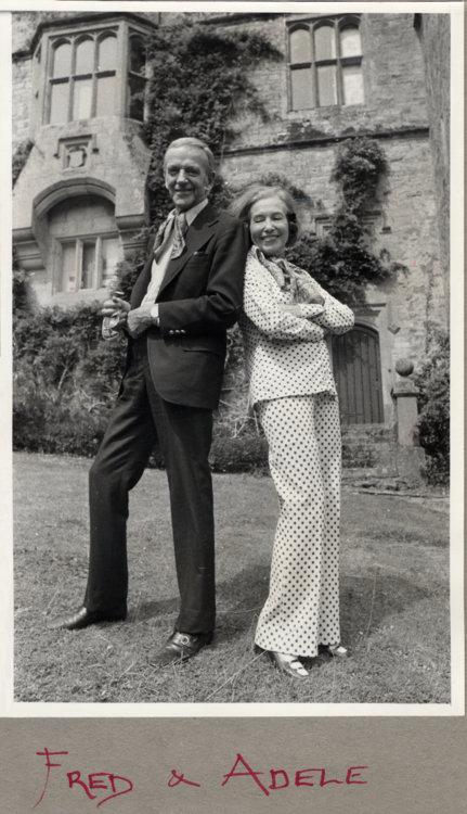 Фред и Адель Астер, copyright Devonshire Collection, Chatsworth