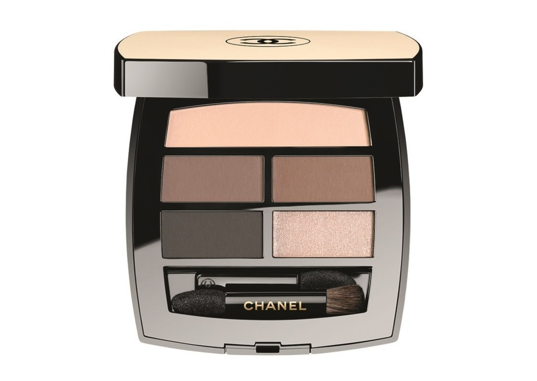 Набор теней Palette Regard Belle Mine Naturelle из коллекции Les Beiges, Chanel