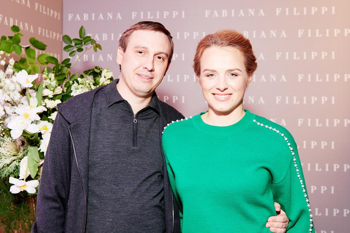 Игорь и Татьяна Колесницины