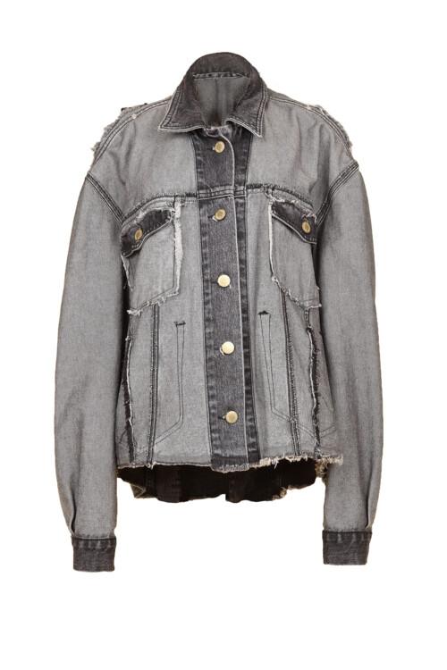 Джинсовая куртка, Litkovskaya
