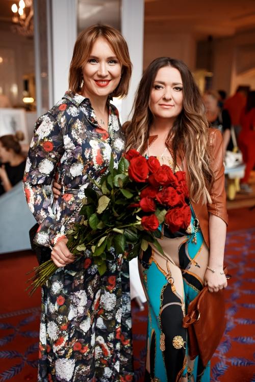 Наталья Самойленко и Наталья Могилевская