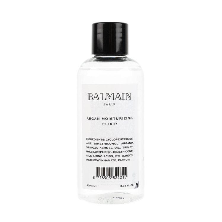 Питательный эликсир для волос с аргановым маслом, Balmain Hair Couture