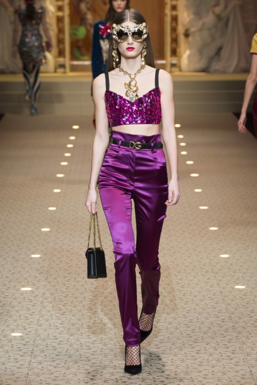 Кристина Абибулаева, Dolce & Gabbana