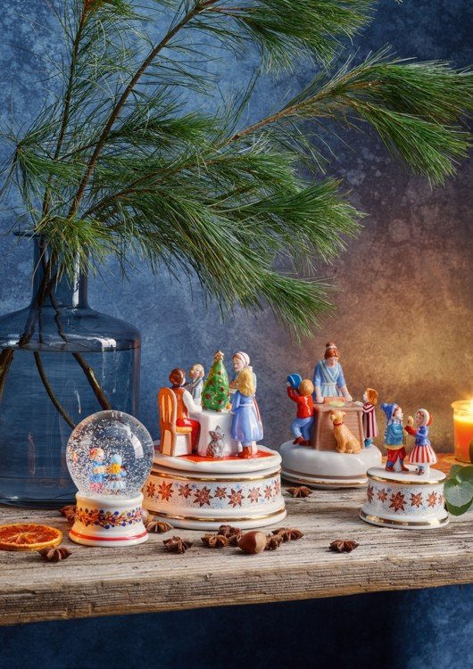 Новогодняя коллекция Rosenthal, SAMMELKOLLEKTION