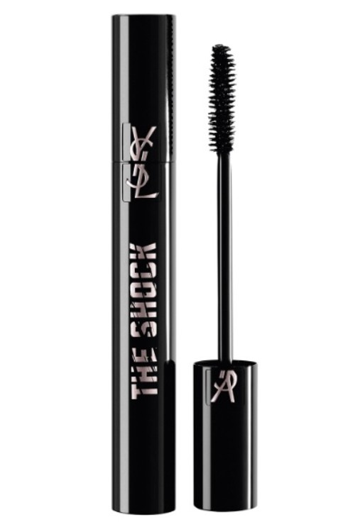 Водостійка об'ємна туш для вій Mascara Volume Effet Faux Cils The Shock Waterproof, YSL Beaute