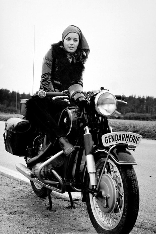 Роми Шнайдер, 1970