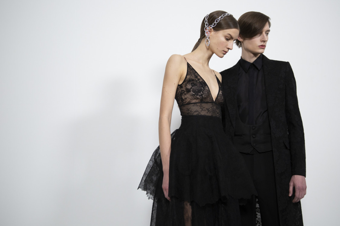 Givenchy Couture весна-літо 2019