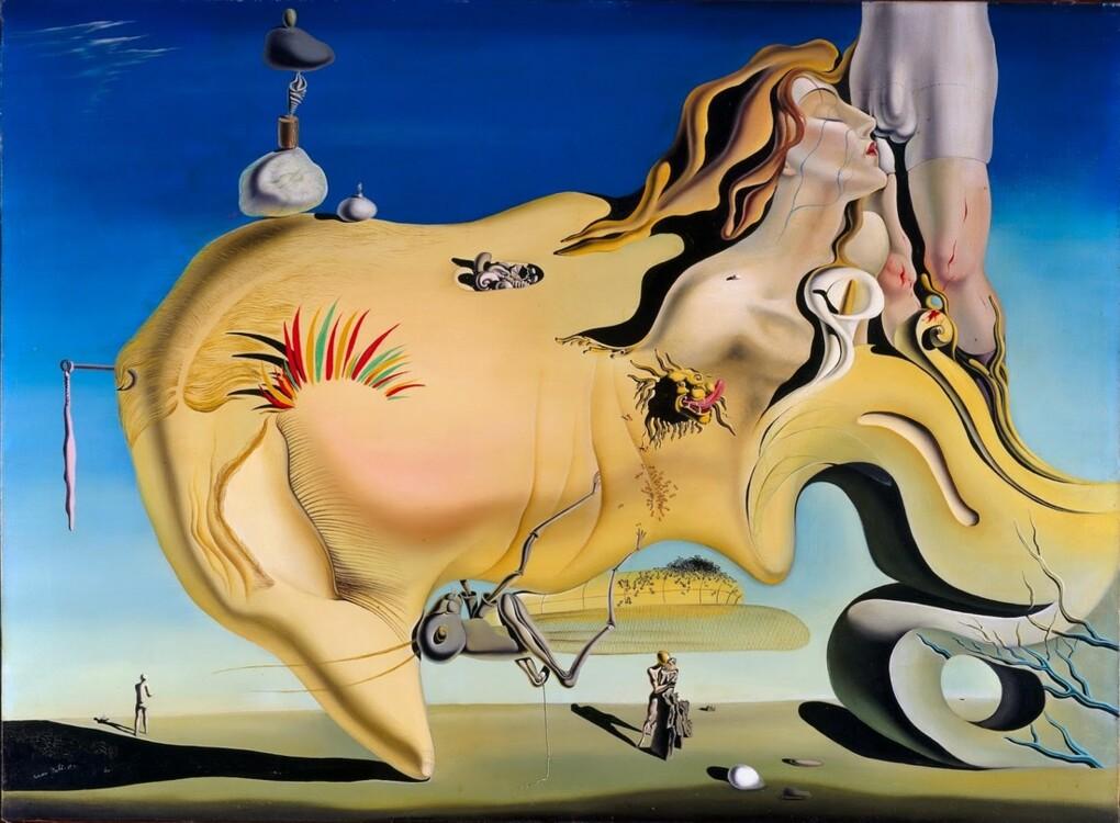 «Великий мастурбатор», 1929