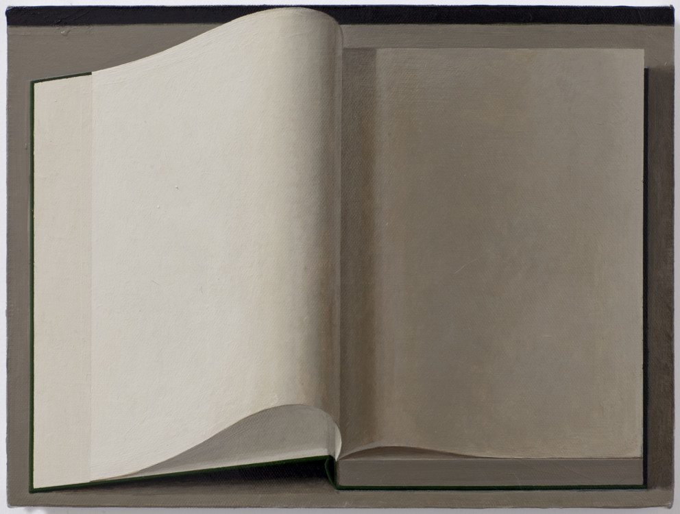 Book Painting No. 1, 2013