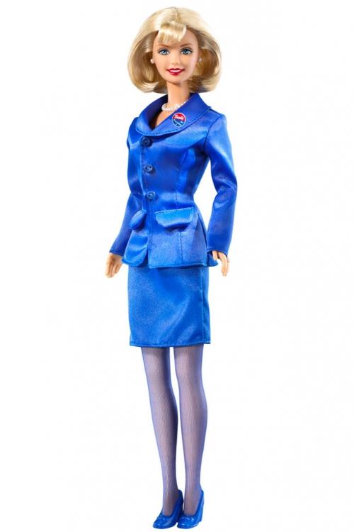 Барби Хиллари Клинтон