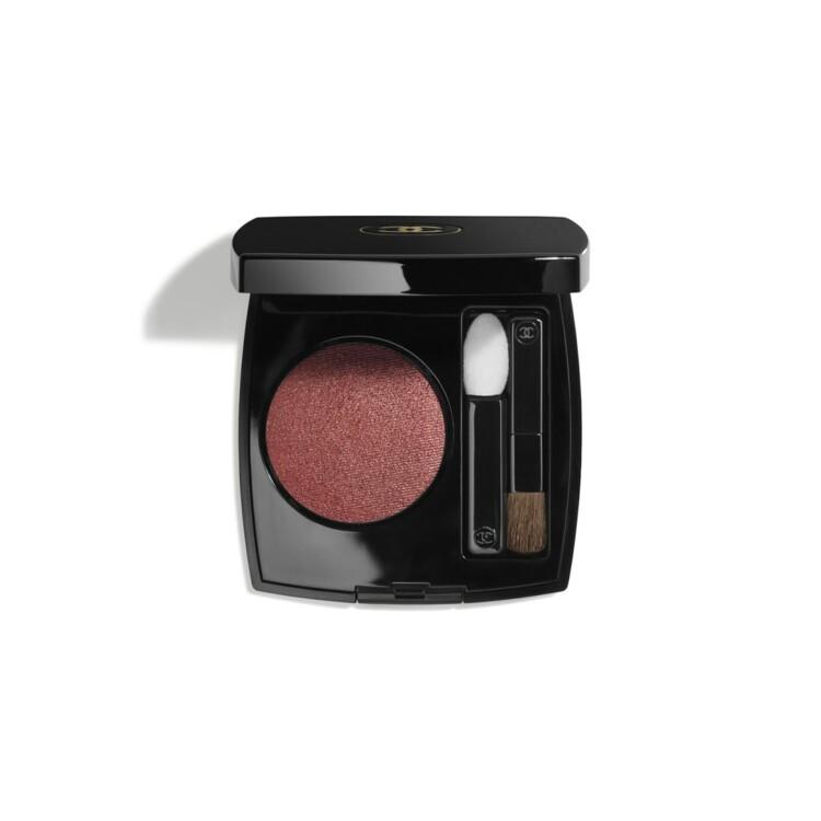 Стойкие пудровые тени с металлическим покрытием Ombre Premiere № 36 Desert Rouge, Chanel