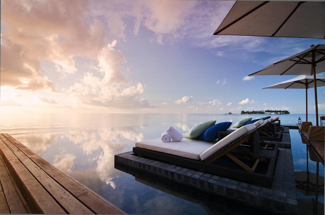 Jumeirah Dhevanafushi, Мальдивы