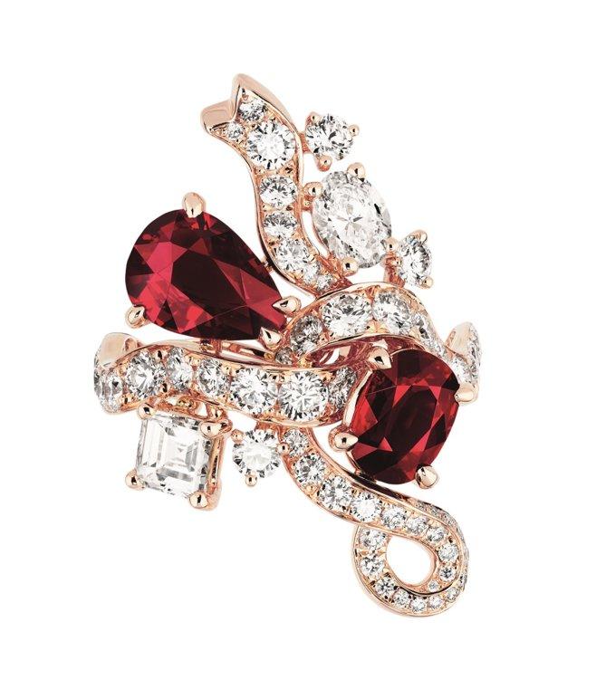 Кольцо Dior