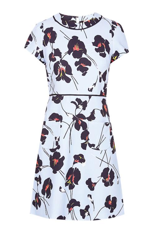 Платье из крепа, N°21
