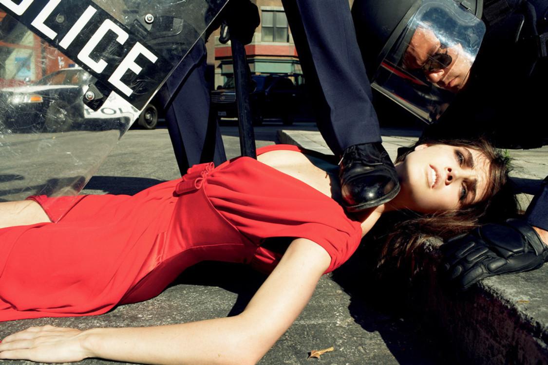 Стивен Мейзел, сентябрь 2006, Vogue Italia